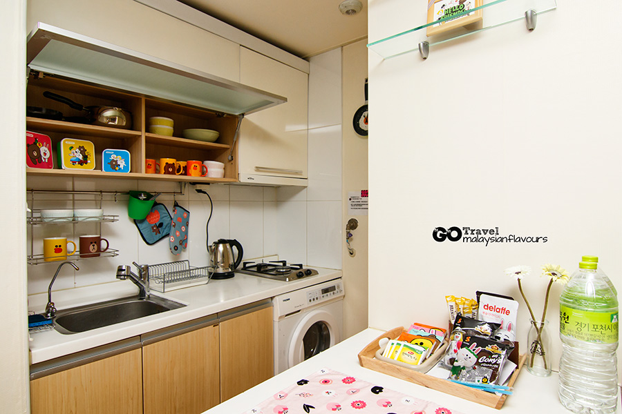 Room+Plus Hostel Korea at Hongdae Seoul