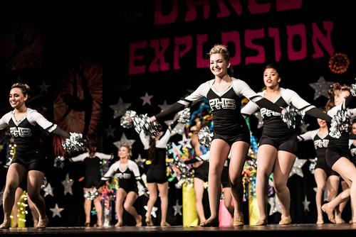 2016 Dance Explosion - Varsity