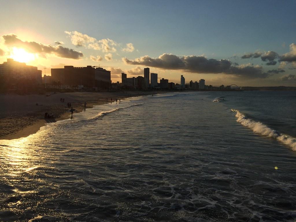 Atardecer Durban