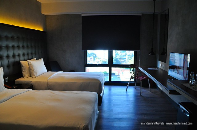 Twin Superior Room at B Hotel Quezon City