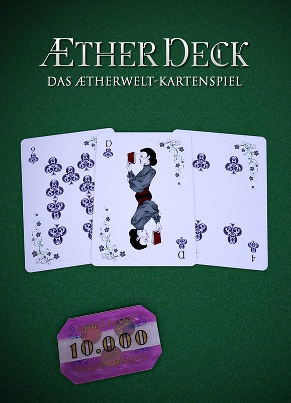 Alexandra Sorokin - Queen of Clubs