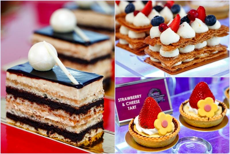 Pullman Putrajaya Epic Brunch Cakes
