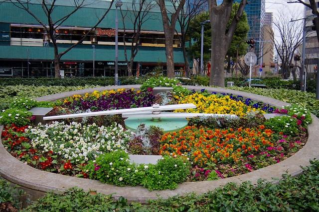 2016年3月13日新宿中央公園-29