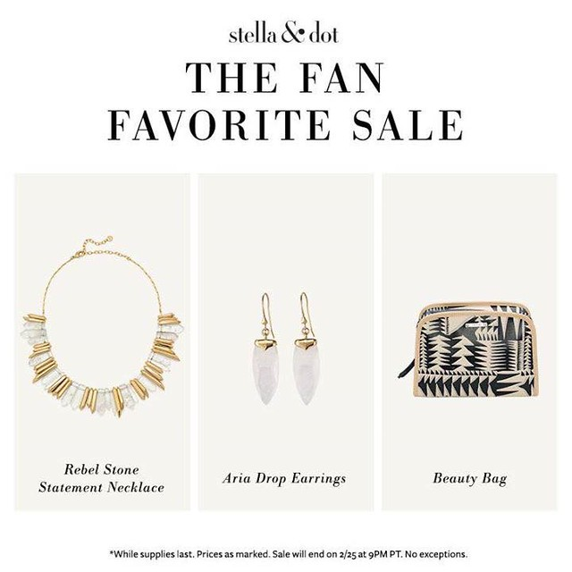 Fan favorite sale