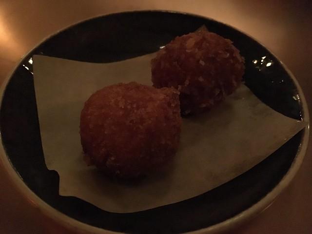 Croquetas de jamon - Aatxe