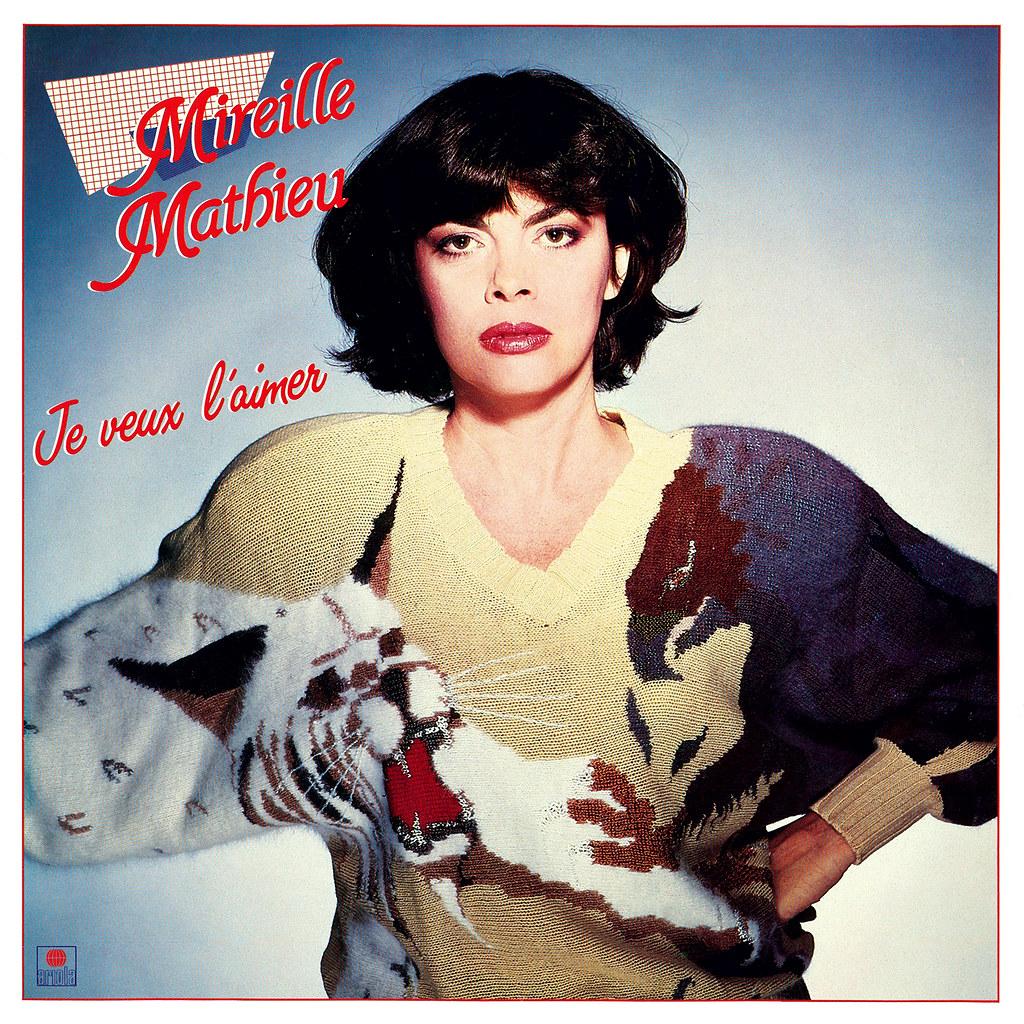 Mireille Mathieu - Je veux l'aimer