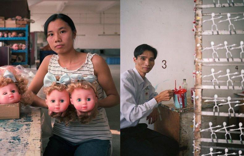 Toy Story︰中國女工與她所製作的玩具6