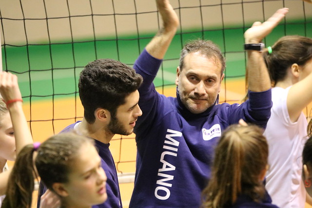 U14 Concentramento FIPAV 28 Febbraio 2016 New Volley Adda - La Rete 2 - 0
