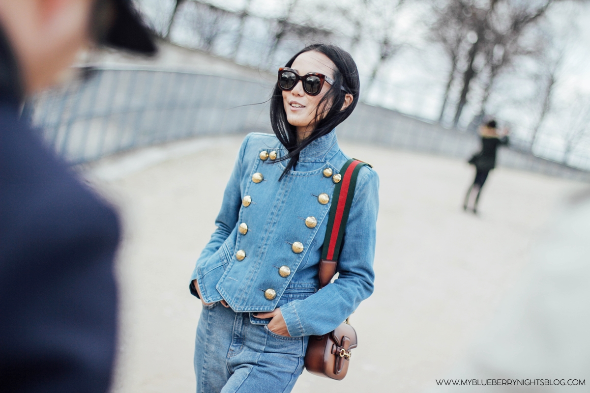 PFW-Paris-fashion-week-streetstyle-fall-2016-total-denim-myblueberrynightsblog