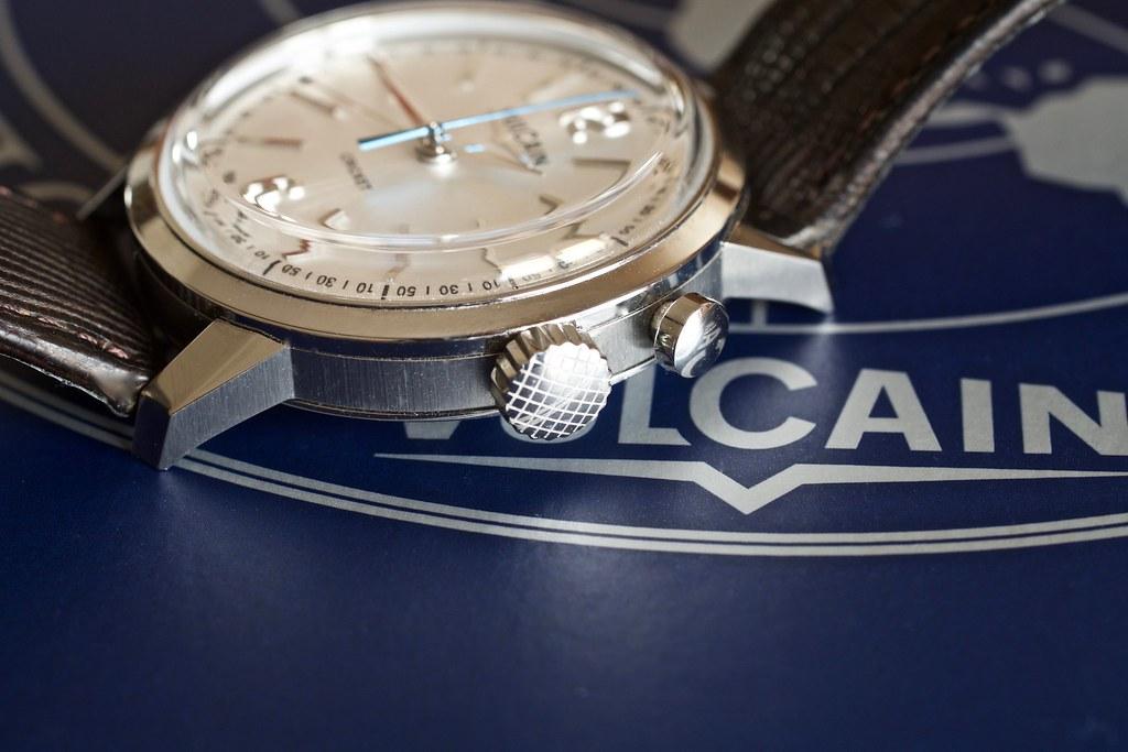 vulcain - [Revue] Vulcain 50s President' watch cricket 39mm ref : 100153.295L 25493734841_280d2ba3bd_b