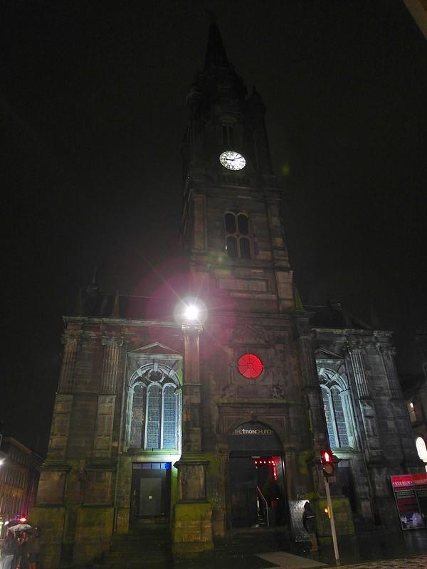英國-愛丁堡-夜店教堂 (25)