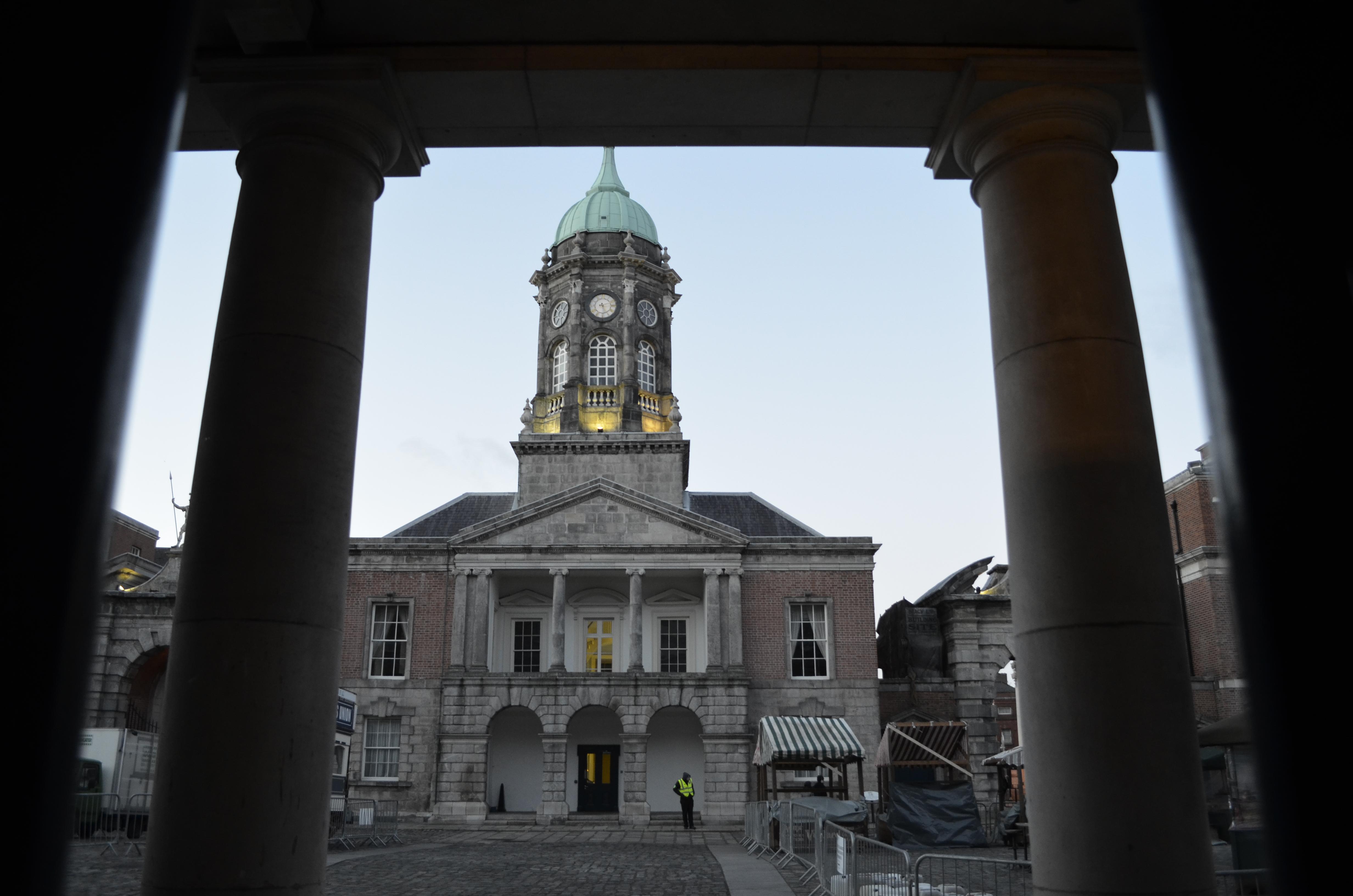 Centro Histórico Dublin