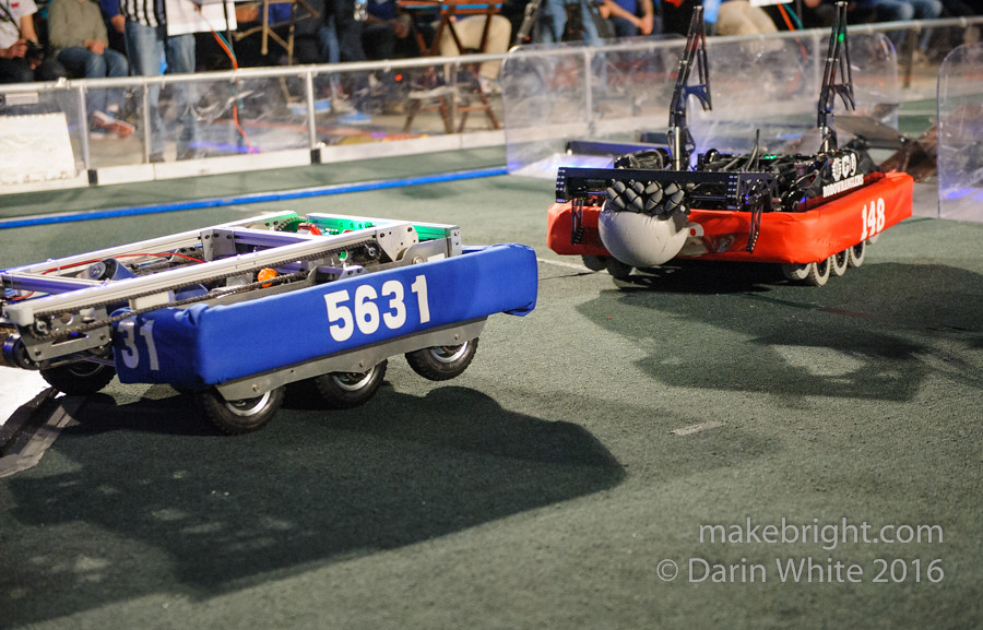 FIRST Robotics Regionals - UW - April 2016 234