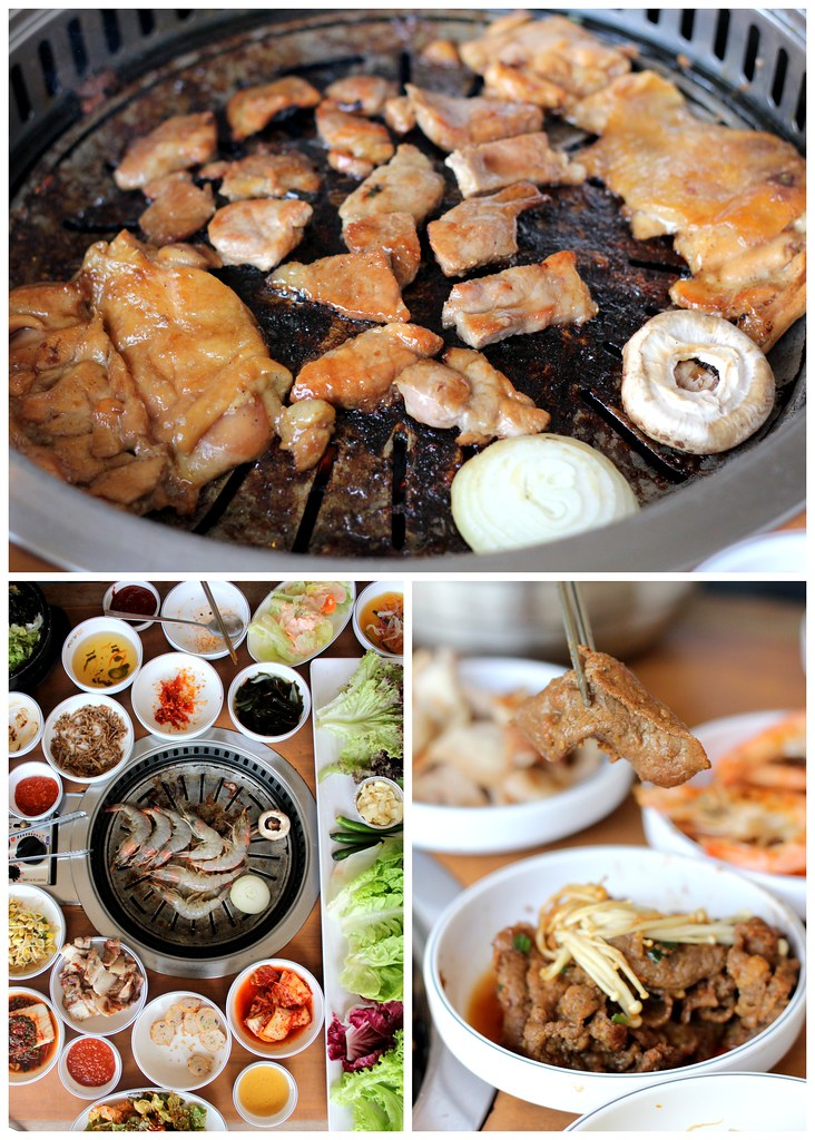 Korean BBQ Singapore: Ju Shin Jung Korean BBQ Feast