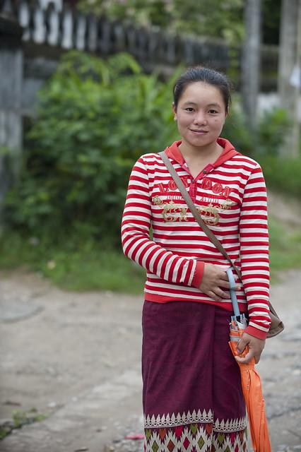 LAO157 Luangprabang 98 - Laos