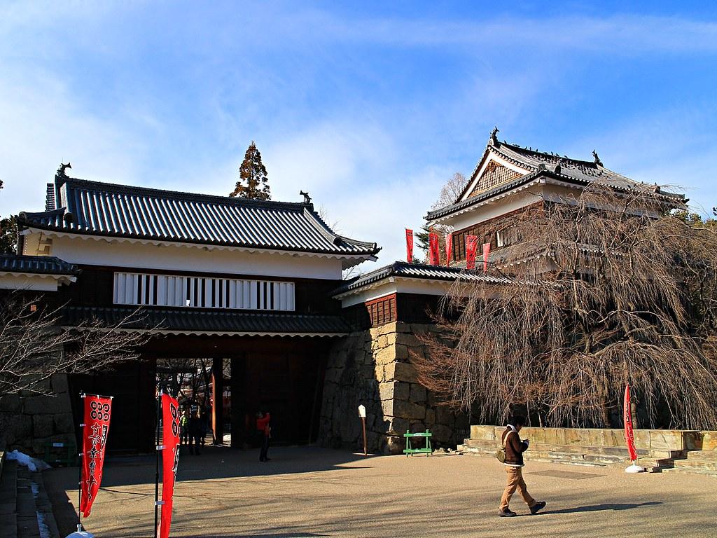 上田城35