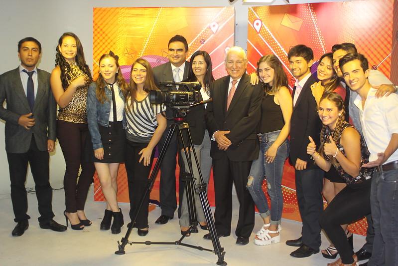 Universidad de San Martín de Porres presentó oficialmente USMP TV el Primer Canal Educativo del Perú