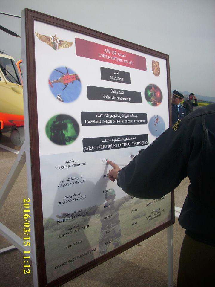 صور مروحيات القوات الجوية الجزائرية  [ AW-139 SAR ] - صفحة 2 25907042695_fe1f5f2a7e_o
