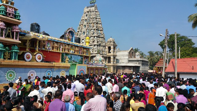 Theru Festival - Trincomalee