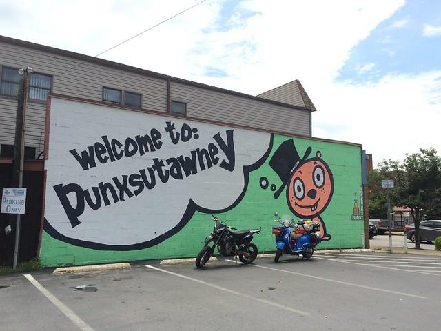 Dumptrucks and Demolition Derby, still a Long Wade to Go. July 16 - 18, 2015.
