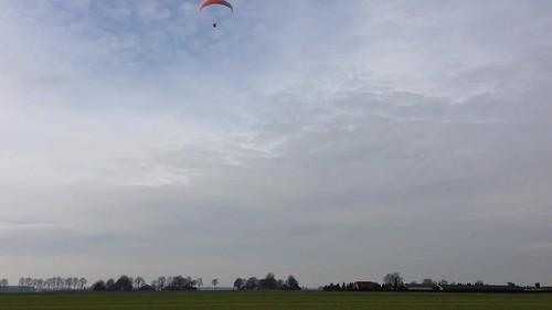 Landing tandem