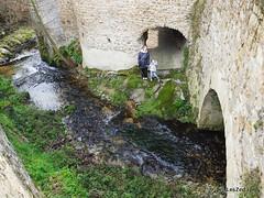 Family visit the old village of Malleval / Visite en famille du vieux village de Malleval (Pilat - France) #malleval #village #oldvillage #country #countryside #countrylife #campagne #familytravel #river #magnifiquefrance #pilat #pilatmonparc #loiretouris