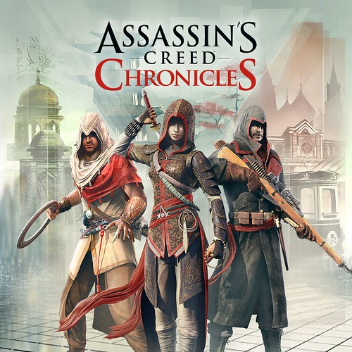 Assassin's Creed Chronciles Trilogy