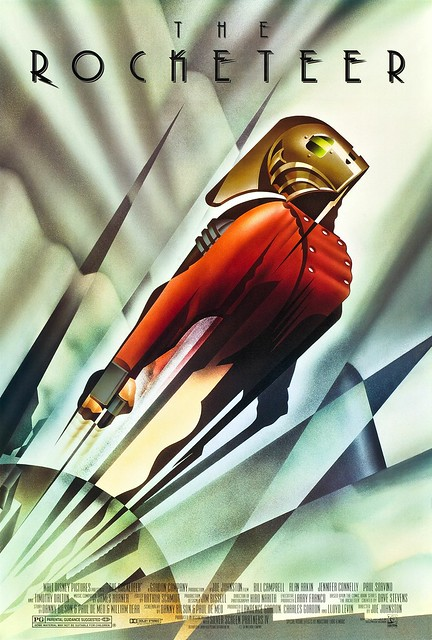 (1991) The Rocketeer