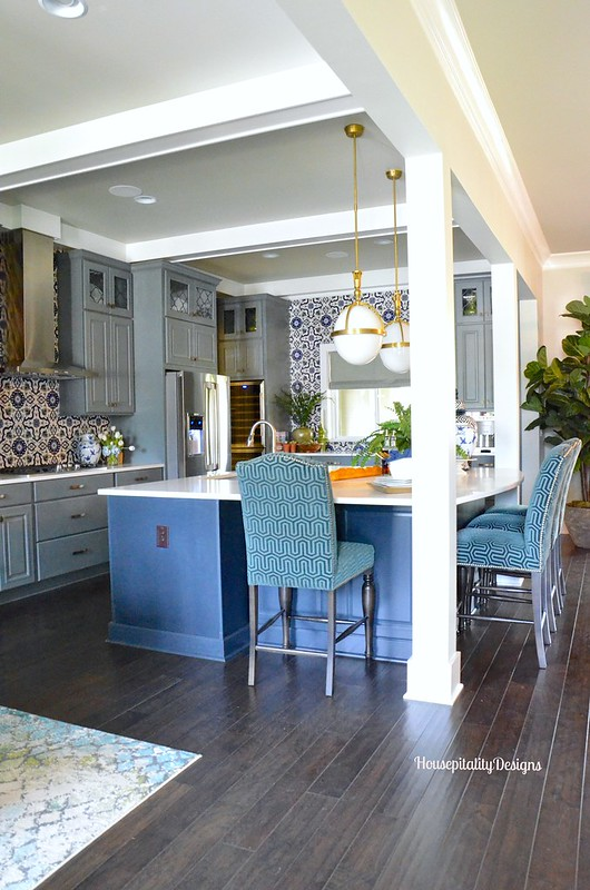 HGTV 2016 Smart Home Kitchen - Housepitality Designs