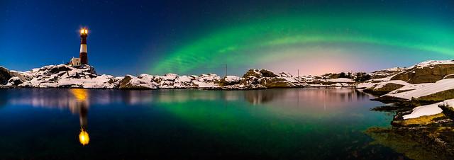 Norwegian midnight dream
