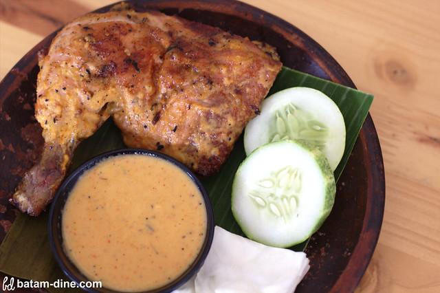 Ayam Bakar Pedos - Rp17.000