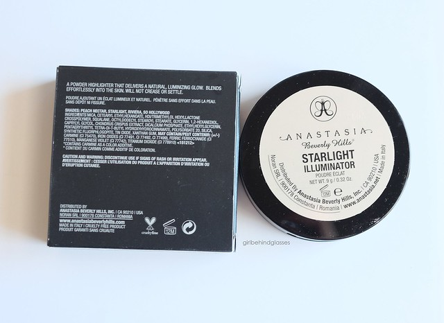 Anastasia Beverly Hills Starlight2