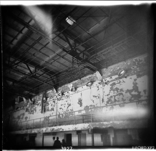 Chernobyl - Holga-6