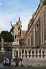 viaggio in Sicilia - 7 - duomo di Catania, particolare
