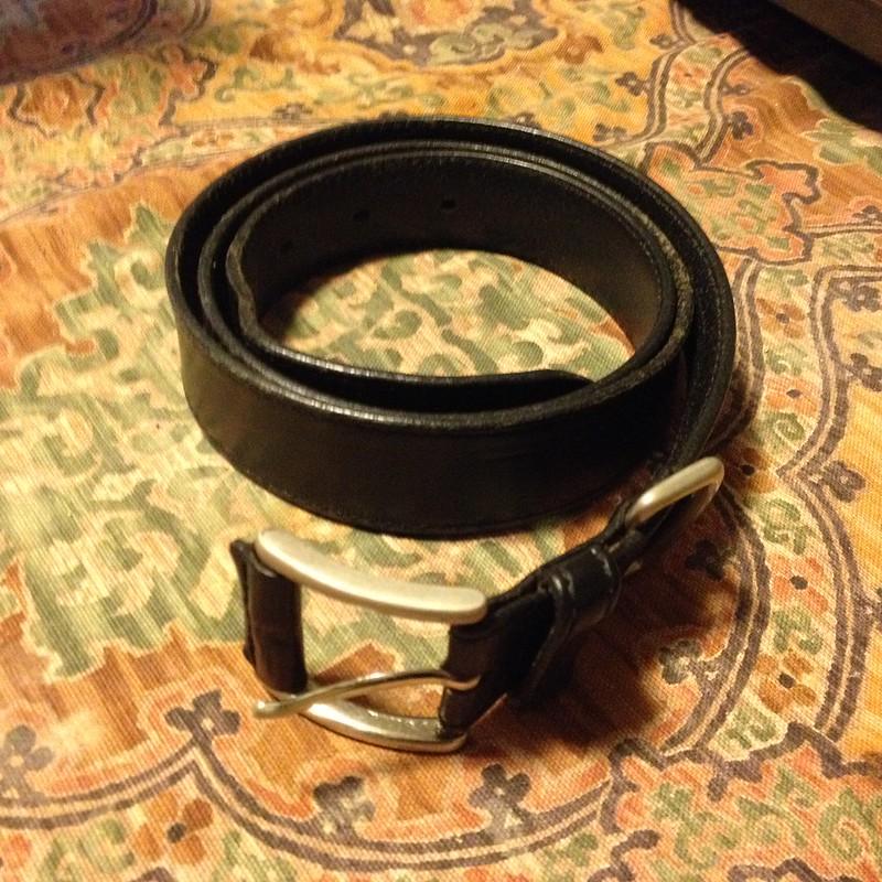 31 days of magic: belt
