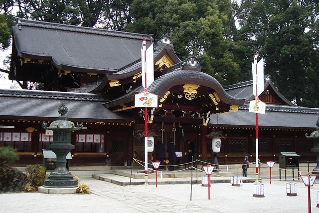 2016/01 今宮神社 #02