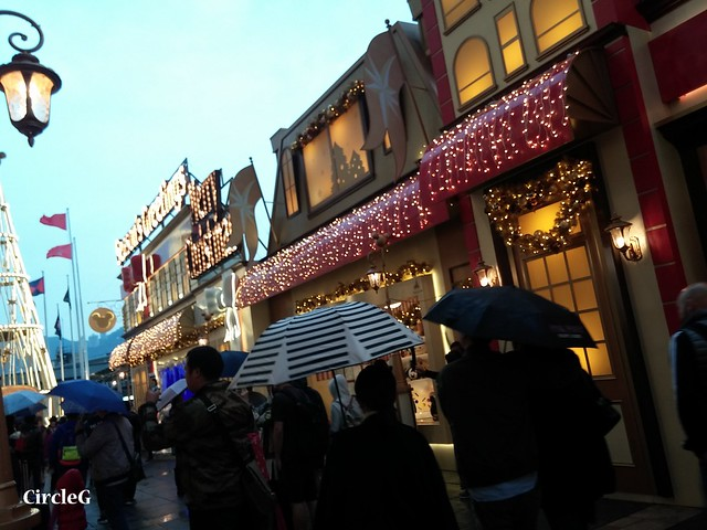 海港城 TST HONGKONG DISNEYLAND 尖沙咀 2015 CIRCLEG 聖誕裝飾 (3)