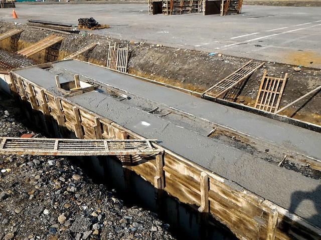 1050114壹山營造-高雄港第四貨櫃中心117號碼頭改建ARMGC第一期工程