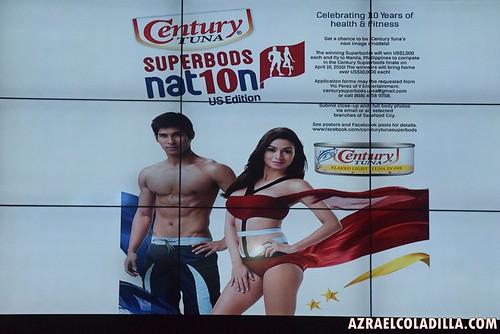 Century Tuna Superbods Nation 2016
