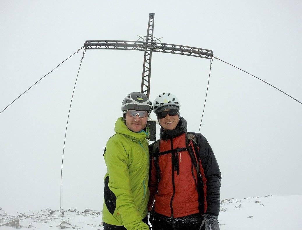 Lampsenspitze (2.875m)