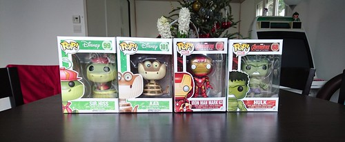 Arrivage POP! - Boxed