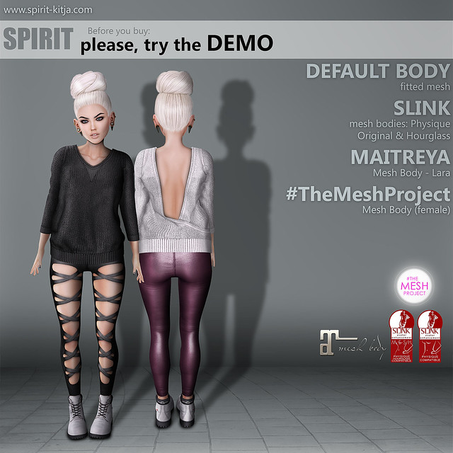 SPIRIT - Maddy outfit
