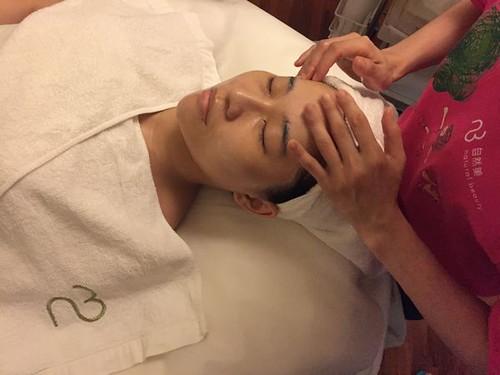 【轉貼】【保養】毛孔粗大好惱人呵護自己好好做點保養  Natural Beauty自然美 NB-1細緻毛孔臉部課程 (26)