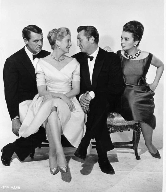 The Grass Is Greener - Promo Photo 3 - Cary Grant, Deborah Kerr, Robert Mitchum, Jean Simmons