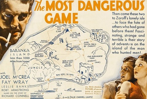 The Most Dangerous Game - Poster 1
