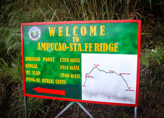 Ampucao-Sta. Fe Ridge