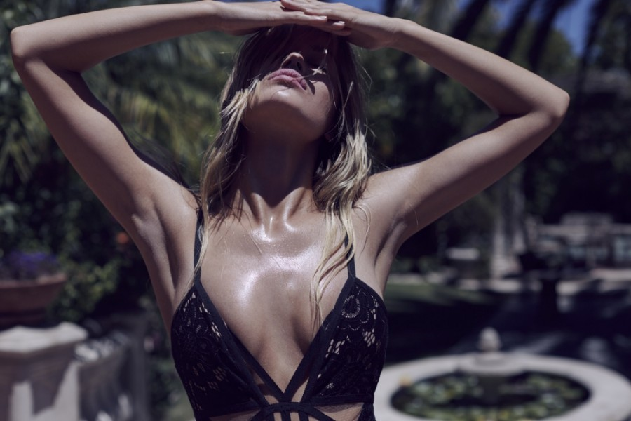 For Love and Lemons Spring 2016 Lingerie Collection