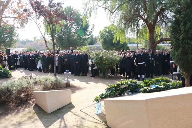 Παρουσία Αρχηγού ΓΕΕΘΑ στις Εκδηλώσεις Ημέρας Μνήμης Ελλήνων Εβραίων Μαρτύρων και Ηρώων Ολοκαυτώματος