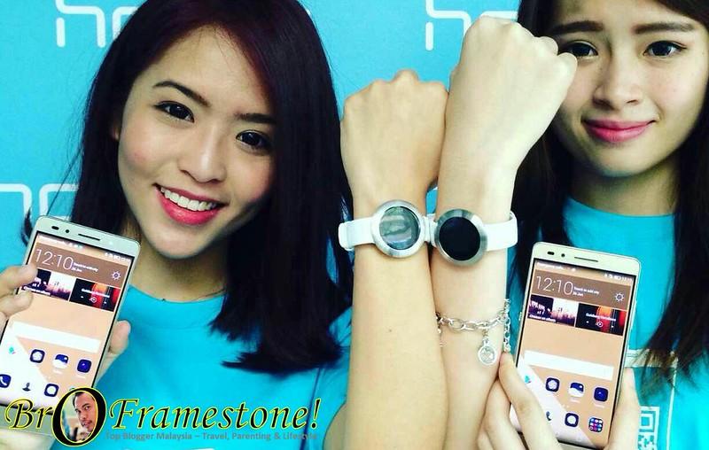 honor Band Z1 RM259 di Malaysia