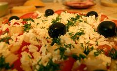 Mum's salads